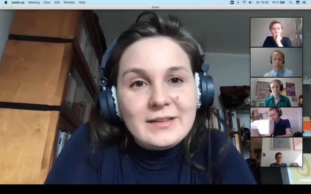 CT archive talk Julia Spadas
